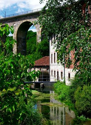 Beke und Viadukt